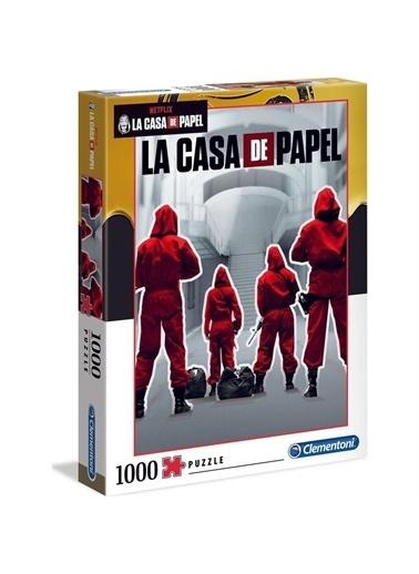 Clementoni Clementoni Puzzle La Casa De Papel 1000 Parça 39532 Renkli